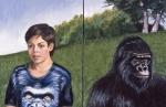 Boy with Gorilla